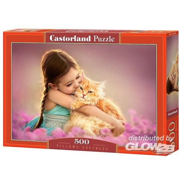 Pillow Softness, puzzel 500 stuks