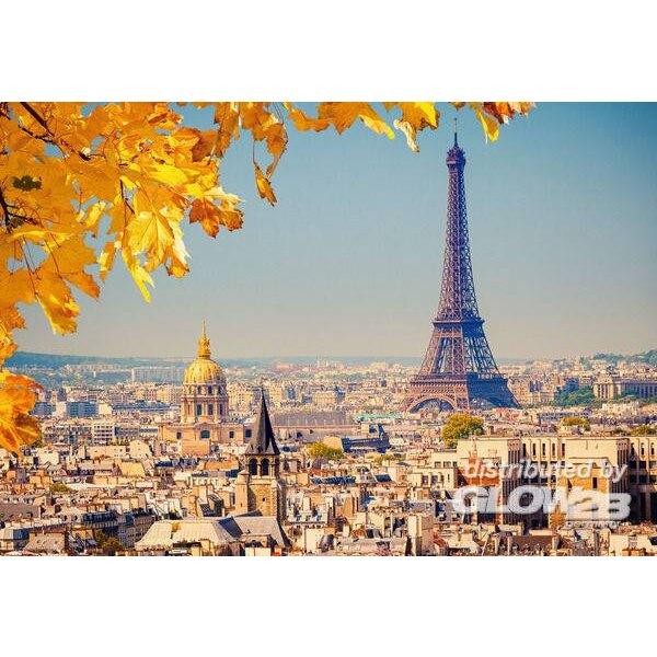 Herfst in Parijs, puzzel 1000 stuks