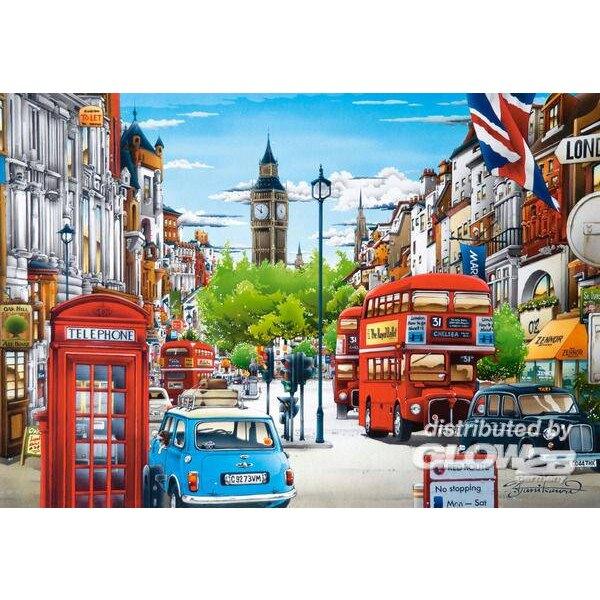 Londen Puzzel 1500 Stuks