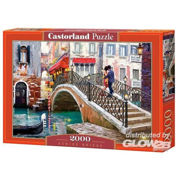 Brug in Venetië Puzzel 2000 Stuks