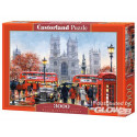 Puzzel Westminster Abbey, puzzel 3000 stuks Castorland C-300440-2