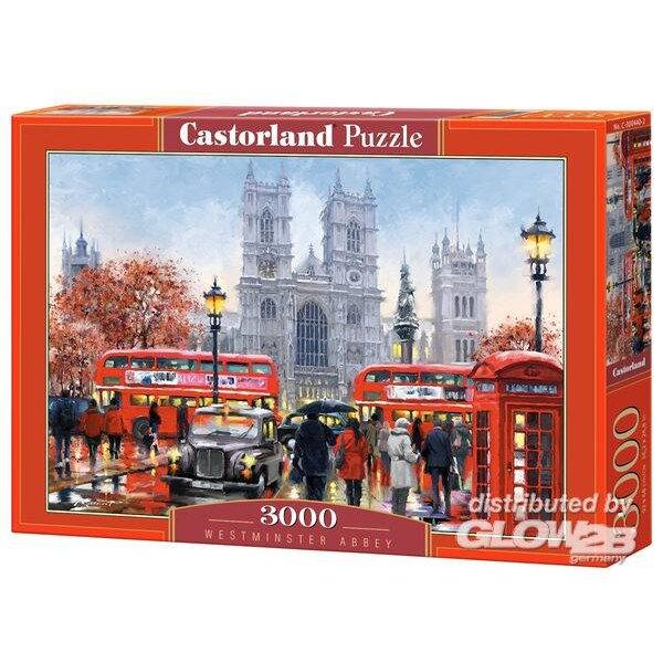 Westminster Abbey Puzzel 3000 Stuks