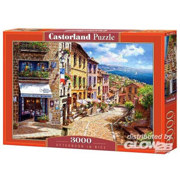 Namiddag in Nice Puzzel 3000 Stuks