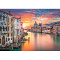Puzzel Venetië bij zonsondergang, puzzel 500 stuks Castorland B-52479