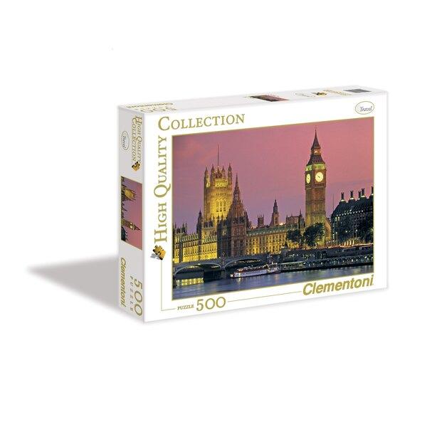 Londen Puzzel 500 Stuks