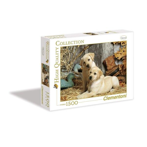 Honden voor de jacht Puzzel 1500 Stuks