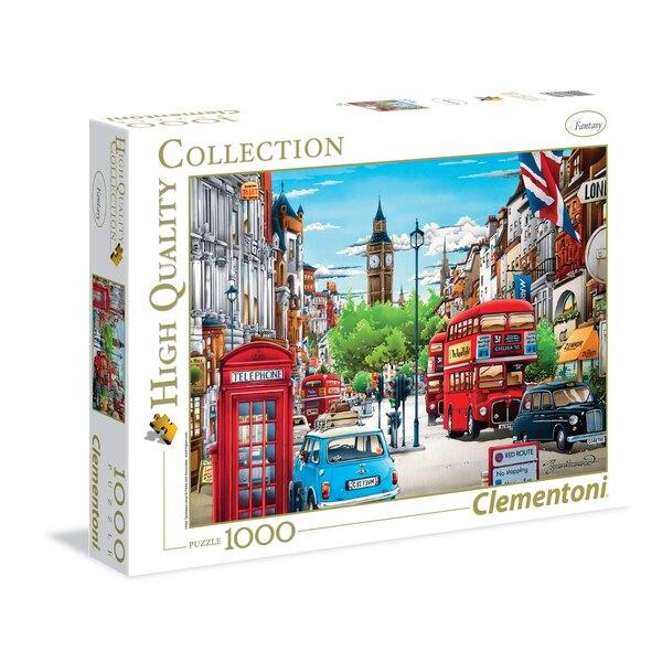 Londen (A1x1) Puzzel 1000 Stuks