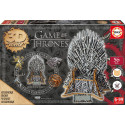 Puzzle 3d 3D puzzel Game of Thrones Educa EDUCA-17207