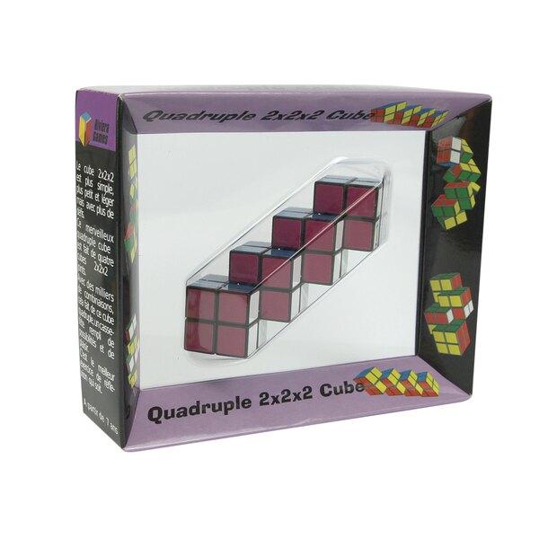 Multi-cube viervoudige - 15 x 4 x 12 cm