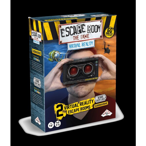 Escape-games - set van 2 virtual reality-spellen