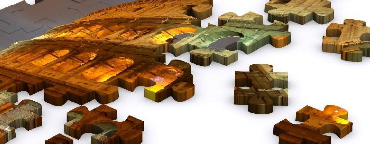 Puzzels van monumenten - alle puzzels bij 1001puzzles.nl