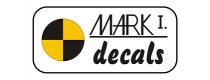 Mark 1 Decals